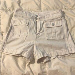 Highwaisted Gap shorts